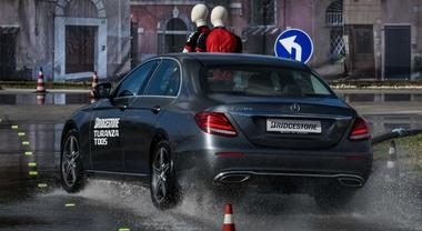 Pneumatici del futuro: Bridgestone in prima linea. L'innovazione parte dal Digital Garage di Castel Romano