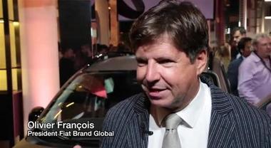 Olivier Francois, President Fiat Brand Global, ci svela i segreti della Panda Trussardi