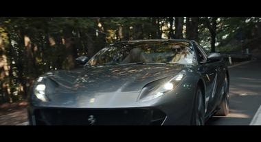 Ferrari 812 GTS, il ritorno della spider con motore V12