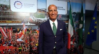 F1, Sticchi Damiani: «Servono risorse per i 100 anni di Monza. Autodromo va modernizzato, vorrei recuperare pista alta velocità»