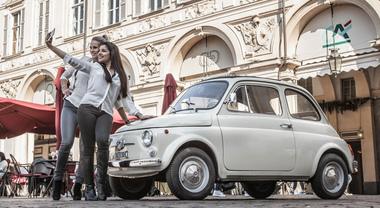 La grande festa: Fiat 500 compie sessant'anni