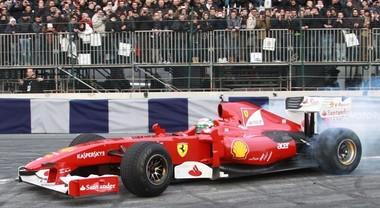MotorShow, grande spettacolo con il ritorno della Ferrari e delle moto. Dal 2 al 10 dicembre a Bologna la storica manifestazione