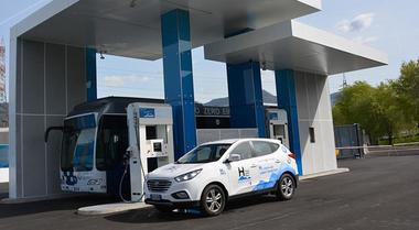 Idrogeno, H2 Sud Tirol è il crocevia italiano delle fuell cell per Hyundai, Toyota, Mercedes e Bmw