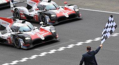 Trionfo Toyota alla 24 Ore di Le Mans 2018