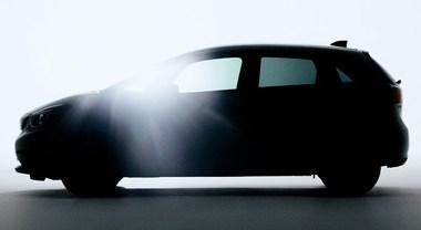 Honda svela prime immagini Jazz in attesa Tokyo Motor Show. Sarà disponibile in Europa solo ibrida