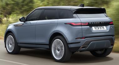 Nuova Evoque, un salto nel futuro. Dotazioni elettroniche innovative per la compatta Ranger Rover