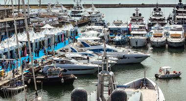 Versilia Yachting Rendez-vous: 170 espositori. Ucina rivendica il ruolo di Genova