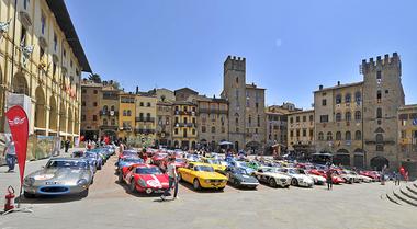 Modena Cento Ore, sulle strade d'Italia da Sud a Nord. Domenica al via della gara che festeggia il 20°anniversario