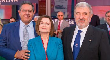 58° Salone nautico di Genova, visitatori in aumento (+10,3%) e fiducia ritrovata. Demaria: «Edizione indimenticabile»