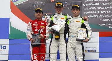 Vallelunga, primo weekend di gare con un altro Schumacher protagonista