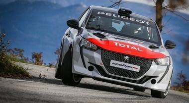 Peugeot, Andreucci svela i segreti del nuovo missile del Leone: la 208 Rally 4