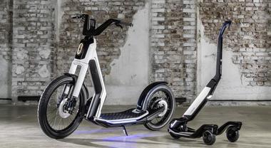 Per Volkswagen la mobilità del futuro passa (anche) dalle due ruote: ecco Streetmate e Cityskater