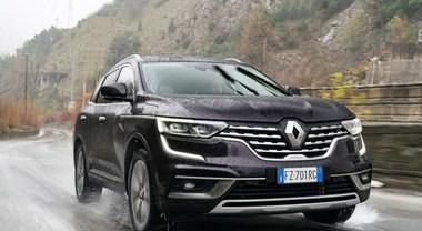 Renault Koleos, svolta premium per il Suv francese