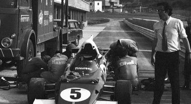 """Forghieri: «Mitiche """"invernate romane"""", i test Ferrari con Reutemann e Villeneuve erano un piacere»"""