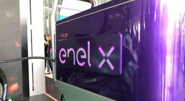Enel X: accordo con Route 220 per interoperabilità della rete di ricarica