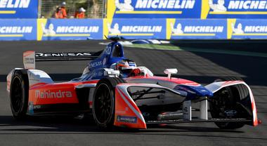 Uno svedese nel deserto. Nell' e-Prix di Marrakech si impone ancora Rosenqvist con la Mahindra