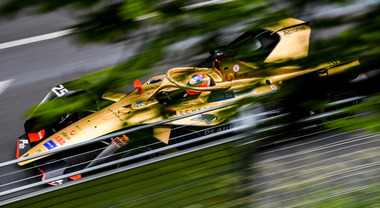 E-Prix Berna, pole per la DS di Vergne. Alle sue spalle Evans (Jaguar) e Buemi (Nissan)