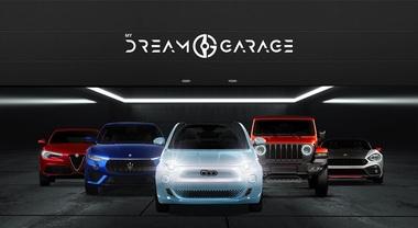 """Leasys, Con il """"Garage dei sogni"""" 13 auto a disposizione. Chi compra 500 può usare anche Jeep, Alfa, Abarth o Maserati"""