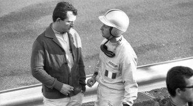 Vaccarella: «Pilota e preside al 50%. Che soddisfazione primeggiare con Ickx, Peterson e Regazzoni»