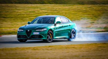 Alfa Giulia e Stelvio Quadrifoglio 2020, la sportività è nel dna