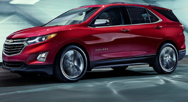 Chevrolet Equinox, il Suv compatto del Cravattino per gli Usa propone il diesel
