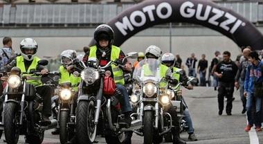 Moto Guzzi Open House 2018, nel weekend l'appuntamento irrinunciabile per gli amanti dell'Aquila