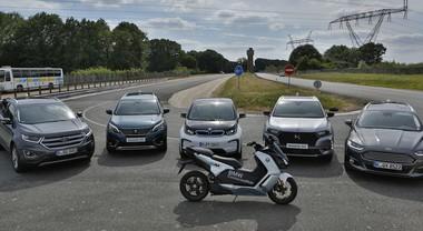 Sicurezza stradale: Bmw, Ford e Psa alleate per far dialogare le auto. Test collettivo a Parigi