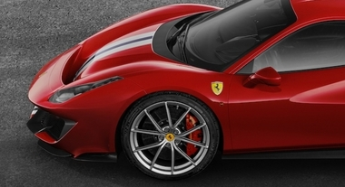 Michelin, pneumatici speciali per la Ferrari 488 Pista. Pilot Sport Cup 2 K2: racing omologati per la strada