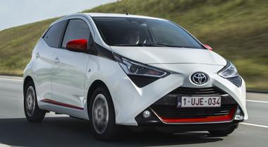 Nuova Aygo, un pieno di sicurezza e tecnologia per l'evoluzione della piccola di Toyota