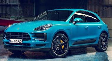 Nuova Porsche Macan: stile rivisitato, diesel escluso e nuovo motore 2.0 turbo benzina da 245 cv
