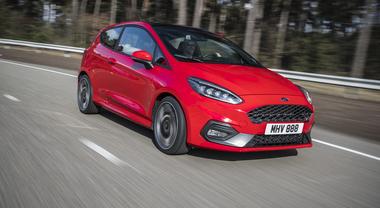 Fiesta ST, la nuova grintosissima compatta di Ford
