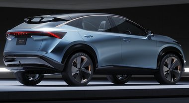 Nissan, c'è tutta un'altra Ariya. La casa giapponese affianca alla storica Leaf un crossover elettrico