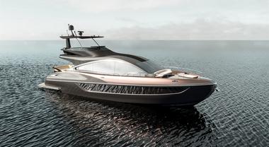 Lexus svela il luxury yacht LY 650