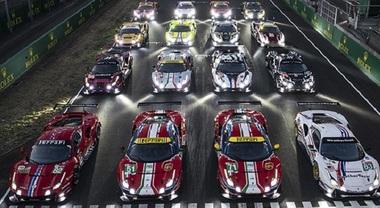 Fisichella: «Questa sarà la 24 Ore più dura da molto tempo. Le Mans è una bestia, sia amica che nemica!»