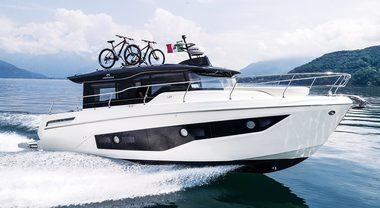 Azimut guida la flotta dei big. In prima fila anche Cranchi. Fiart Mare presenta il progetto Cetera Yacht