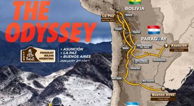 Dakar 2017, 9mila km dal Paraguay all'Argentina, la 39° edizione sarà una delle più dure