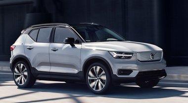 Volvo, una spina per tutti. Sorprende per performance e comportameno stradale la XC40 Recharge elettrica