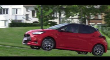 Toyota Yaris, la quarta generazione alza ancora l'asticella