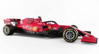 Ferrari SF1000, la presentazione della nuova monoposto per la Formula 1 2020