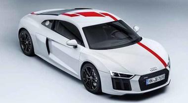 Audi R8, a Francoforte la supercar dei quattro anelli mette la trazione posteriore