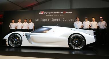 Toyota GR Super Sport, una stradale ipersportiva derivata da quella che ha dominato a Le Mans
