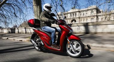 Nuovo Sh: ancora più potente, spazioso e tecnologico. Il best seller Honda non smette di stupire