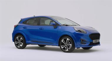 Puma, il crossover secondo Ford