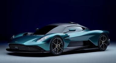 Aston Martin Valhalla, l'hypercar ibrida da sogno