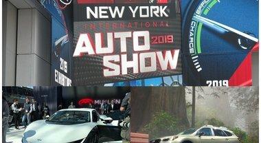 Coronavirus, il New York Auto Show slitta a fine agosto. Era previsto ad aprile