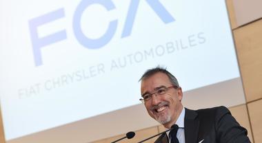 Fca, Gorlier: «80 mila 500 elettriche l'anno da metà 2020»