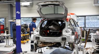 Citroen Racing, alla scoperta della factory dove nascono i bolidi da gara del Double Chevron