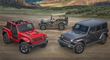 Wrangler, il mito si rinnova. Jeep lancia la nuova generazione: un 4x4 estremo e sempre più unico
