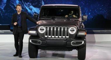 Manley (Jeep): «Abbiamo rifatto tutto migliorando ogni aspetto. Arriverà anche la Wrangler ibrida»