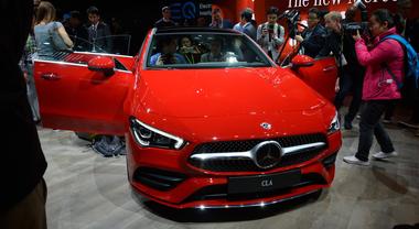 L'accelerazione delle vetture classiche. Al Ces 2019 protagoniste anche le auto di serie